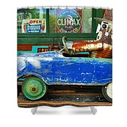 Climax Shower Curtain