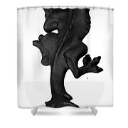 Climbing The Walls Shower Curtain