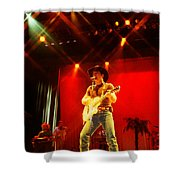 Clint Black-0812 Shower Curtain