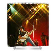Clint Black-0824 Shower Curtain