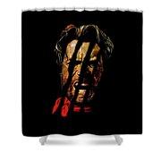Clint Shower Curtain