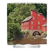 Clinton Mill I Shower Curtain