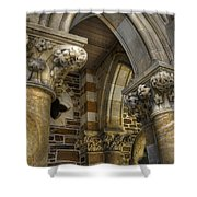 Cloisters Shower Curtain