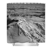 Close To The Heaven Shower Curtain