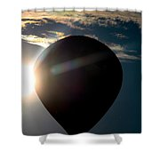 Close To The Sun Shower Curtain
