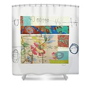 Close To Water 4 Shower Curtain