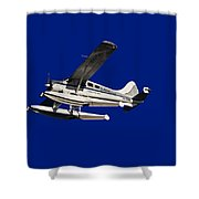 Close Up  Vh-swb Shower Curtain