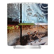 Closed For Repairs Shower Curtain