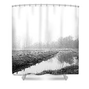 Closed Zone Shower Curtain