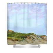 Closer To The Edge Shower Curtain