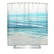 Closer To The Ocean Shower Curtain