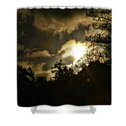 Closing Day Shower Curtain