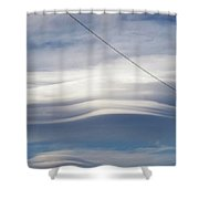 Cloud 17 Shower Curtain