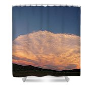Cloud Afar Shower Curtain