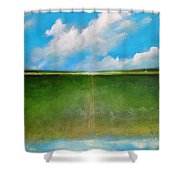 Cloud Animals Shower Curtain