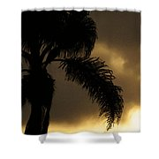 Cloud Break Shower Curtain