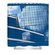 Cloud Catcher Shower Curtain