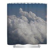 Cloud Depth II Shower Curtain