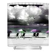 Cloud Illusions Shower Curtain