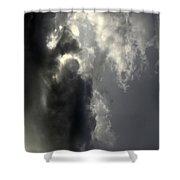 Cloud Image 1 Shower Curtain