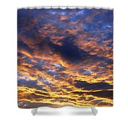 Cloud Nine 1 Shower Curtain