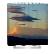 Cloud Nine 9 Shower Curtain