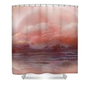 Cloud Ocean Shower Curtain