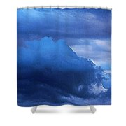 Cloud One Shower Curtain