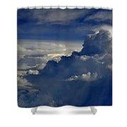 Cloud View Shower Curtain