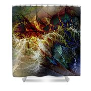 Cloudbreak Shower Curtain