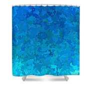Clouded Thoughts Of You Shower Curtain
