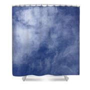 Clouds 3 Shower Curtain