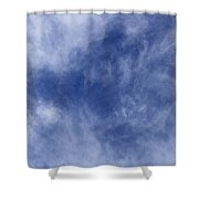 Clouds 4 Shower Curtain