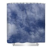 Clouds 5 Shower Curtain