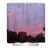 Clouds 54 Shower Curtain