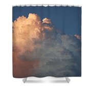 Clouds Are Always Greener Shower Curtain