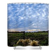 Clouds Illusions Shower Curtain