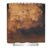 Clouds In Color Shower Curtain