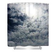Heaven's Eye Shower Curtain