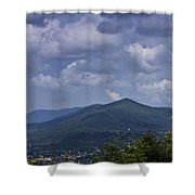 Cloudy Day In Virginia Shower Curtain