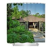 Club Mahindra Madikeri Resort In Coorg Shower Curtain