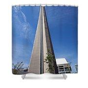 Cn Tower Toronto Ontario Shower Curtain