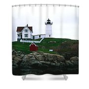Cnrf0502 Shower Curtain
