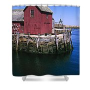 Cnrf0506 Shower Curtain