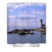 Cnrf0901 Shower Curtain