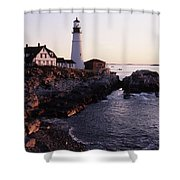 Cnrf0905 Shower Curtain