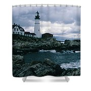 Cnrg0601 Shower Curtain