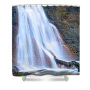 Coal Creek Falls Shower Curtain