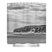 Coast - Gone Fishing Shower Curtain
