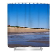 Coast Guard Beach Cape Cod National Shower Curtain